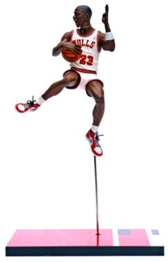 Chicago Bulls Upper Deck Pro Shots – Michael Jordan (Cradle Dunk)