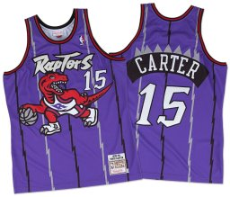 Old Skool – Vince Carter Mitchell & Ness 1998-99 Authentic Jersey